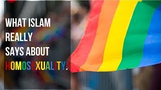 What Islam Really Says About Homosexuality