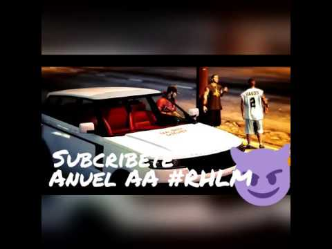 Anuel AA - 50 COSOS - FEAT MIKKY WOODZ [VIDEO OFFICIAL] VERSION GTA