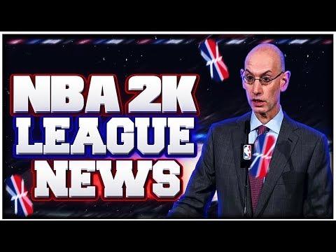 *IMPORTANT* NEW NBA 2K LEAGUE NEWS! HOW TO MAKE THE NBA 2K LEAGUE!