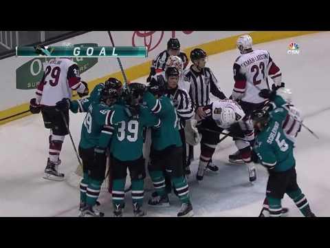 Arizona Coyotes vs San Jose Sharks | February 4, 2017 | Game Highlights | NHL 2016/17