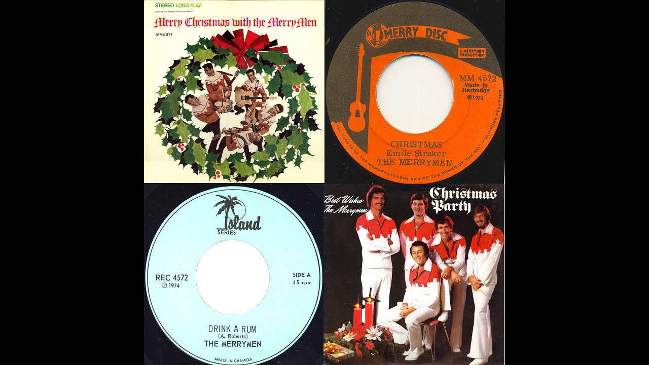 Download The Merrymen - 22 Christmas Songs