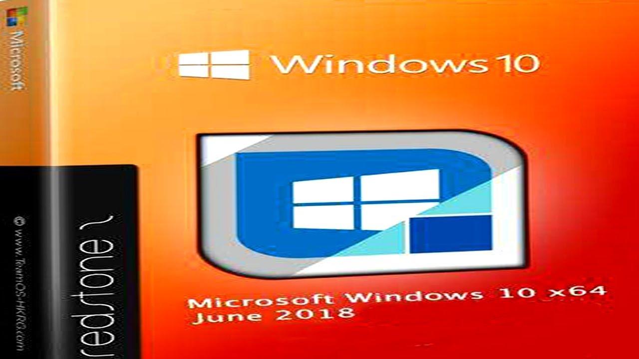 windows 10 update june 2018