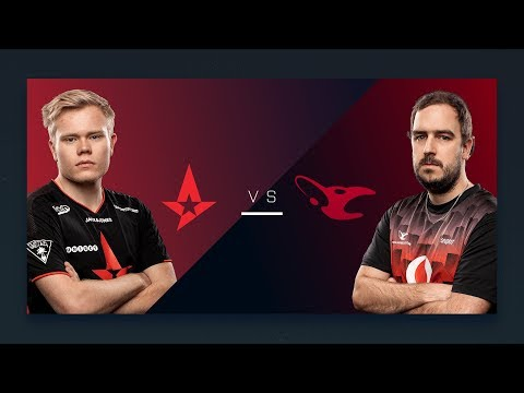 CS:GO - Astralis Vs. Mousesports [Mirage] Map 1 - Semifinals - ESL Pro League Odense Finals 2018