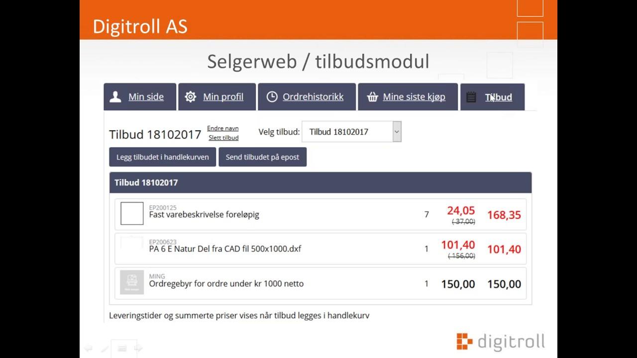 b0f66890 Visma Business B2B nettbutikk med spesialtilpasninger, et eksempel på  bedriftssuksess