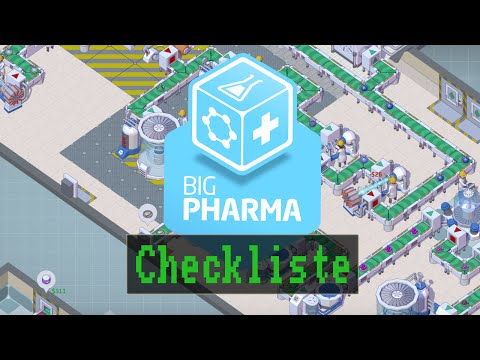 Checkliste: Big Pharma (beta) [ Deutsch / German ]