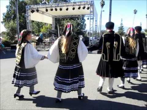 Greek Dancers @ Riverside Greek Fest. Riverside, CA.