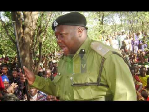 Kamanda wa Polisi wa Mkoa wa Rukwa, George Kyando azungumzia kuhusu tetemeko.