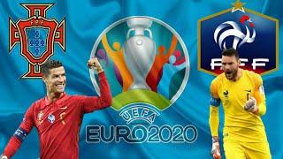UEFA EURO 2020    Portugal VS Prancis    Head to Head