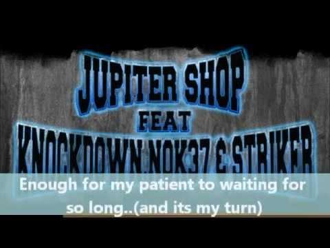JUPITER Shop - Double Punch feat Knockdown, NOK37, STRIKER -LYRIC-