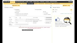 BT24 - Schimb valutar Online (EUR-RON)