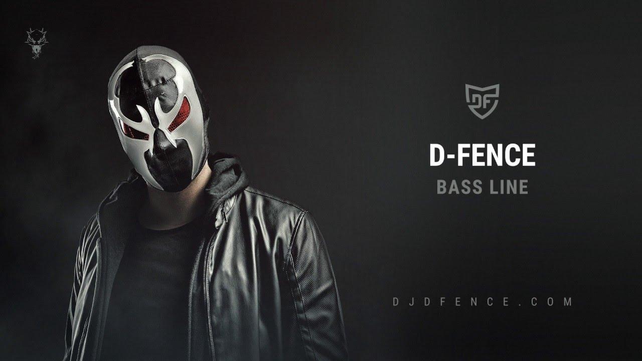 D fence bass line youtube