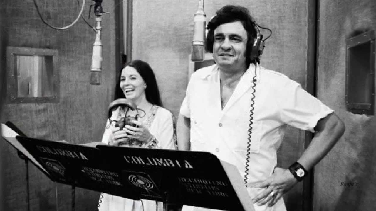 Johnny Cash June Carter Don T You Think It S Come Our Time