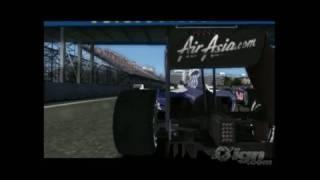 F1 2009 Nintendo Wii Trailer - GC 2009: Gameplay Trailer