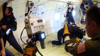 Validation of SwRI suborbital program experiments in zero-g