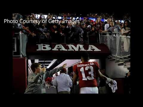 CBS Sports Barrett Sallee Previews Alabama/Georgia and Playoff Hopes