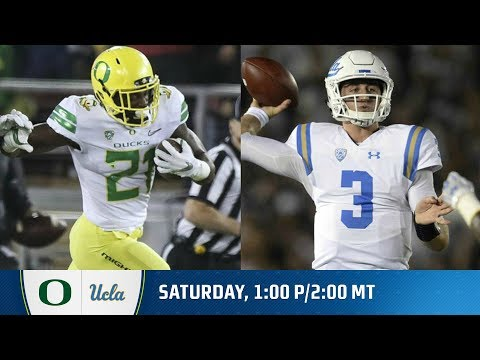Oregon-UCLA football game preview