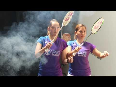 """Photo Shoot- Paula Obañana and Eva Lee """"Road to Rio 2016 Olympics"""""""