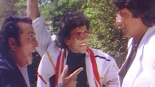 Vijay Saxena, Kishore Bhanushali, Ramgarh Ke Sholay - Comedy Scene 3/12