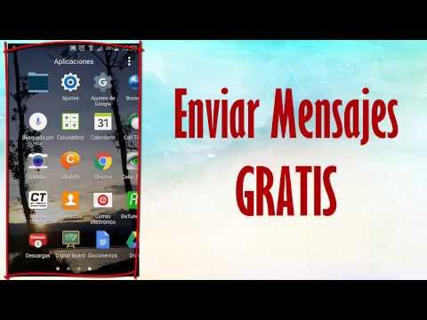 App Android Enviar SMS GRATIS 2017 funcionando