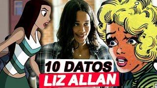 10 Datos sobre Liz Allan