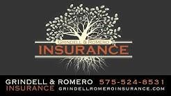 Insurance Las Cruces/ Life Insurance Las Cruces/ Car Insurance/ Grindell & Romero Insurance