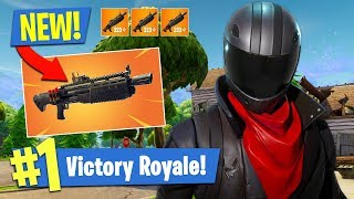 *NEW* HEAVY SHOTGUN ONLY CHALLENGE in Fortnite: Battle Royale! (DOUBLE PUMP IS BACK)