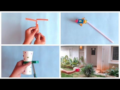 5-cool-summer-crafts-ideas-for-kids-|-easy-paper-toys