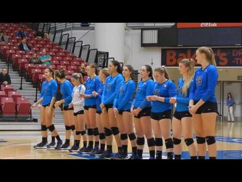CSUSB Coyotes Volleyball B-Roll