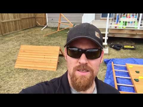 Backyard Project Day 2 | Build With Me