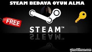 Steam'den Paralı Oyunları Bedava İndirmek ! ( CS:GO, PUBG, GTA 5) Steam dan Ücretsiz Oyun Alma 2018