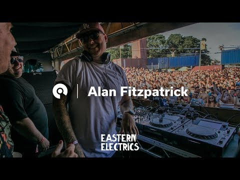 Alan Fitzpatrick @ Edible Stage, Eastern Electrics 2018 (BE-AT.TV)