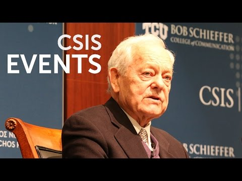 Schieffer Series: A Discussion on Terrorism