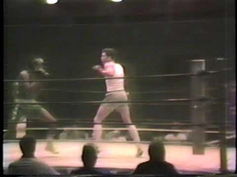 Tim Dunn VS Juan Cannon 1983