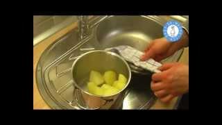 Kartoffeln kochen - Salzkartoffeln