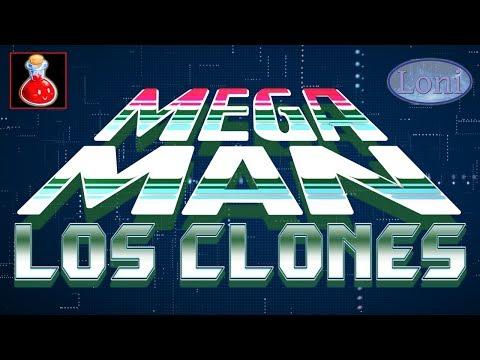 ¿Plagio en los videojuegos? Los clones y copias de...MEGAMAN