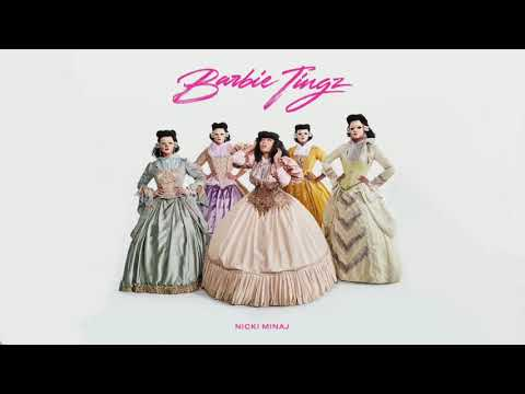 Barbie Tingz by Nicki Minaj (Clean Version) (Lyrics in Description)