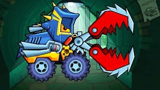 ARCHIVER - Car Eats Car 3 Powerful Boss / Video for Kids | Joy For Kids Games