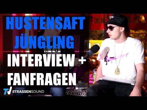 HUSTENSAFT JÜNGLING Interview: Money Boy, DagiBee, Bushido, World Tour, Sex, Shindy, SadBoy, Classic