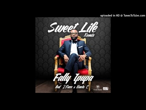 Fally Ipupa Ft 2Face Idibia & Naeto C - Sweet Life Remix (NEW 2015)