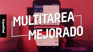 Mejor la multitarea de Android