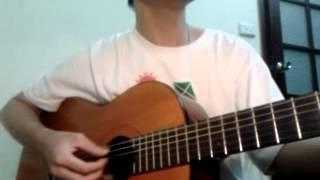 Anh không đòi quà-Karik ft Only C guitar cover (có hợp âm)
