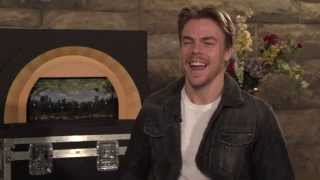 Derek Hough: A New Yorker in 5 Words