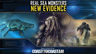 Increased Sighting of the Real Sea Monsters - COAST TO COAST AM 2021