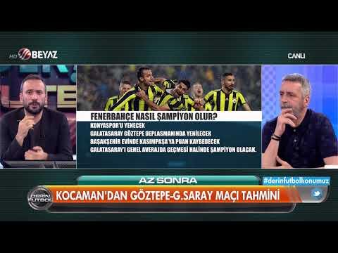 (T) Derin Futbol 14 Mayıs 2018