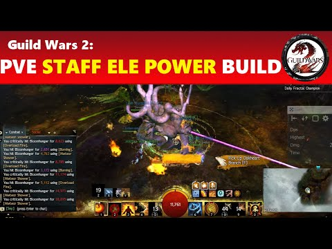 Druid Pvp Build Gw