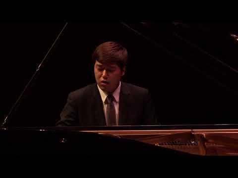 Minsoo Hong   solo finals   Liszt Competition 2017