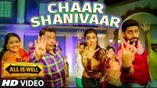 Chaar Shanivaar - All Is Well(Remix) - DJ NcAc