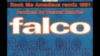 Falco - Rock Me Amadeus (Club Remix By Pascal Gabriel)