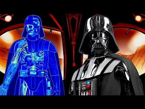How Disney Changed Darth Vader's Suit and Cybernetics - Darth Vader's Suit Explained