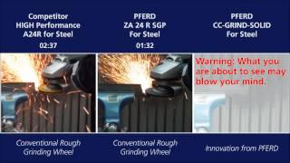 PFERD CC-GRIND-SOLID Comparison